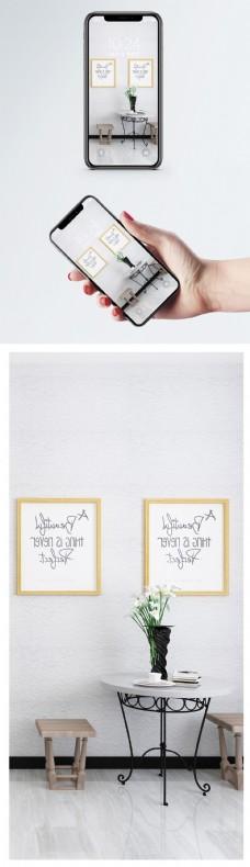 小清新家居手机壁纸