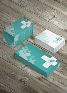 药盒包装样机