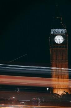 闹钟特写  复古钟表摄影