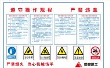 钢筋棚操作规程