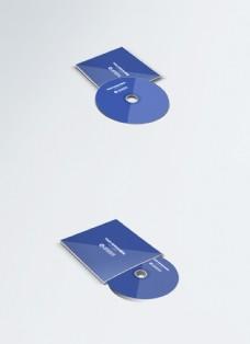 CD包装样机