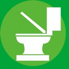 男女厕所图标标识