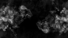 暗白加黑转场过渡视频素材