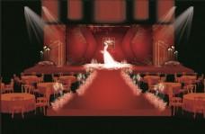 红色经典婚庆