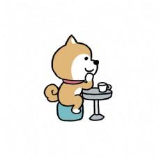 忠誠寵物狗狗