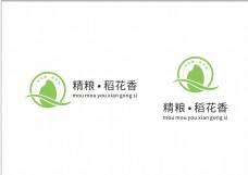 稻花香粮食logo