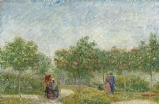 梵高风景油画 189