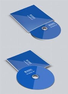 CD包装设计展示样机