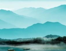 中国风山水  合并了 青山绿水