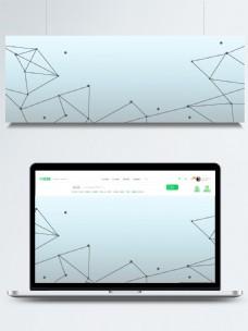 灰蓝科技背景banner3