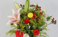 花卉  插花 鲜花