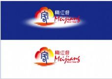 梅江游梅州客通logo