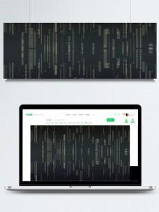 抽象科技通用banner背景素材