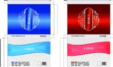 药品盒子 化妆品盒子 包装盒