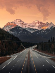 雪山 公路