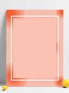 红色简约几何背景