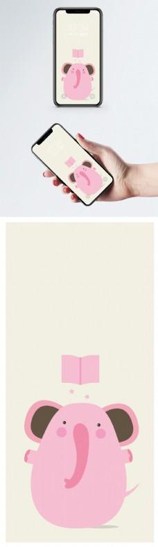 卡通可爱手机壁纸