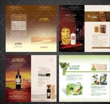 企业 大气 简约 画册 设计