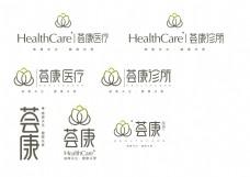 荟康医疗logo
