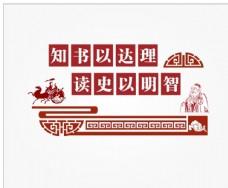 文明新风文化墙