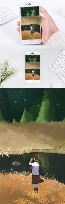 小清新手机壁纸