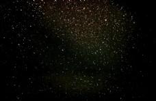 黑色粒子背景