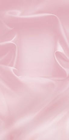 粉红色护肤美妆商品H5背景