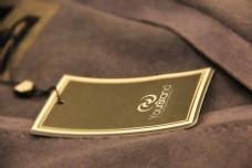 服饰标签样机设计素材